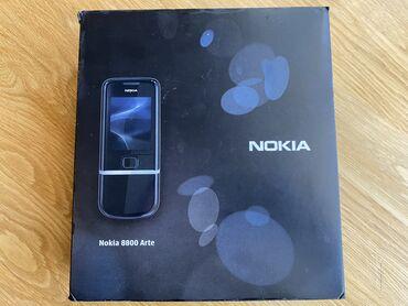 nokia c5 00 в Азербайджан: Nokia 8800 Arte İdeal vəziyyətdə. Whatsapp yaza bilərsiz