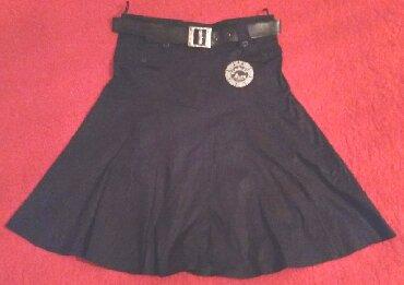 Suknja sl - Srbija: Scarlet crna suknja 44 Crna Scarlet suknja, turske