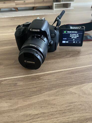 весы 200 кг в Азербайджан: Salam Canon eos 650D satılır heçbir problemi yoxdur probeqi 200