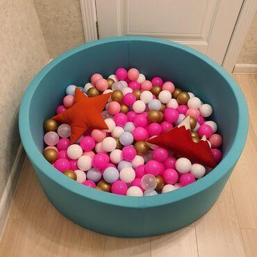 Сухой бассейн от bobo_pool! Самые качественные сухие бассейны от