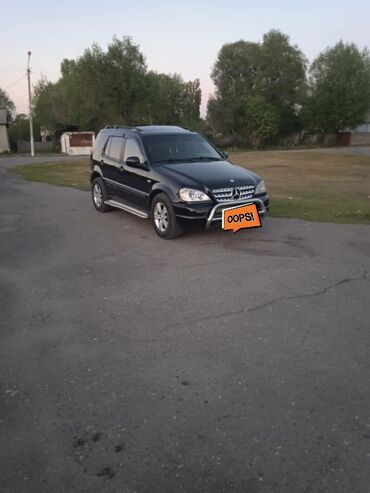 1649 объявлений: Mercedes-Benz ML 430 4.3 л. 2000 | 162000 км