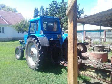 Продаю пресс Кыргызстан с трактором или по отдельности в хорошем