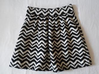 Zimska suknjica - Srbija: Odlična zimska skater suknja Fishbone, očuvana, S veličine. Ima