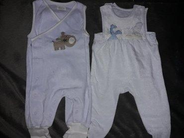 Bebi set garderobe za vasu bebu od 2 do 6meseci sve sa slike za 1700 - Crvenka