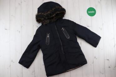 Дитяча куртка з капюшоном Zara kids, вік 5-6 р., на зріст 110 см   Дов