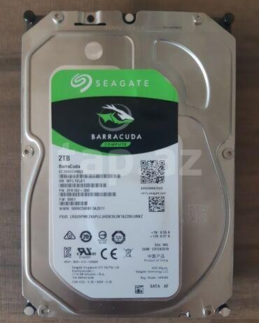 Kompüter ehtiyyat hissələri - Azərbaycan: 2TB HDD (256 Mb Cash)