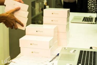 Bakı şəhərində Orjinal apple iphone ve yeni upakofka (agzi bagli qutuda) telefonlari