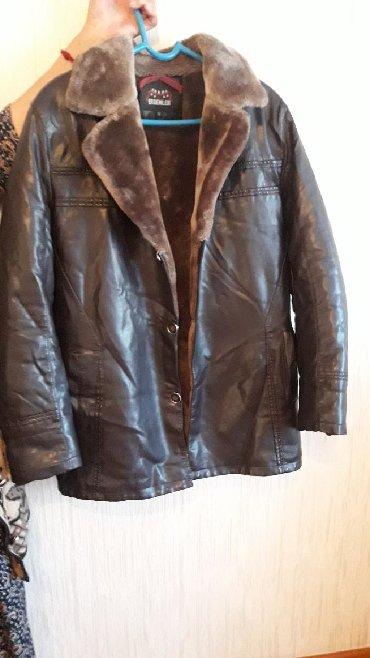 Куртки - Сокулук: Продаю зимнюю куртку, теплый,  размер 52. Красивый, удобный, хорошо