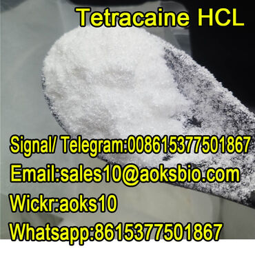 Другое - Душанбе: Tetracaine hcl powder,Tetracaine hcl price,Tetracaine HCL factory