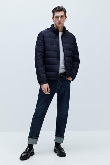 жён куртка в Кыргызстан: Zara M, мужская теплая куртка