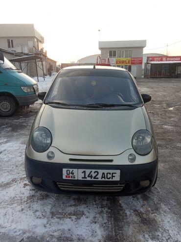 Daewoo Matiz 0.8 л. 2010   192000 км