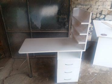 Bakı şəhərində Manikur masasi sifarişle yiğilir istediyiniz rengde ve dizaynda
