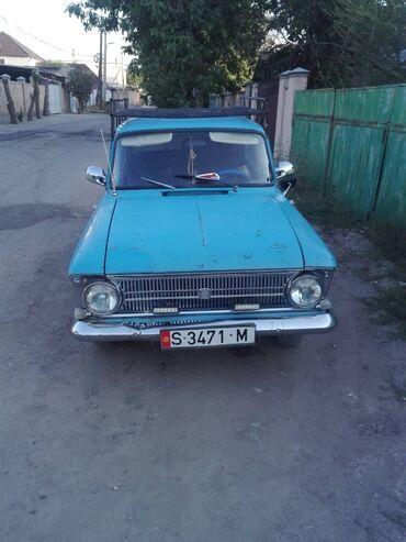Транспорт - Маевка: Москвич 412 1.6 л. 1981