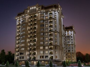 Продажа квартир - Элитка - Бишкек: Продается квартира: Элитка, Кок-Жар, 1 комната, 48 кв. м