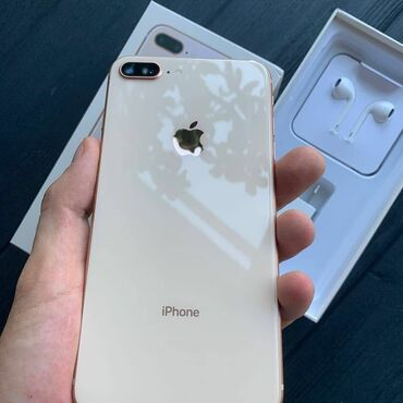 Б/У iPhone 8 Plus 256 ГБ Белый