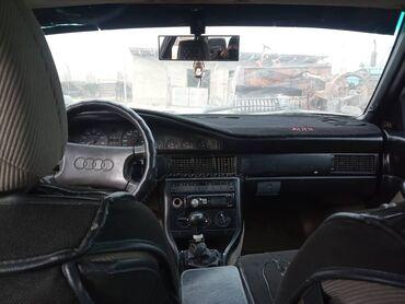 переходка в Кыргызстан: Audi 100 2 л. 1989 | 350000 км
