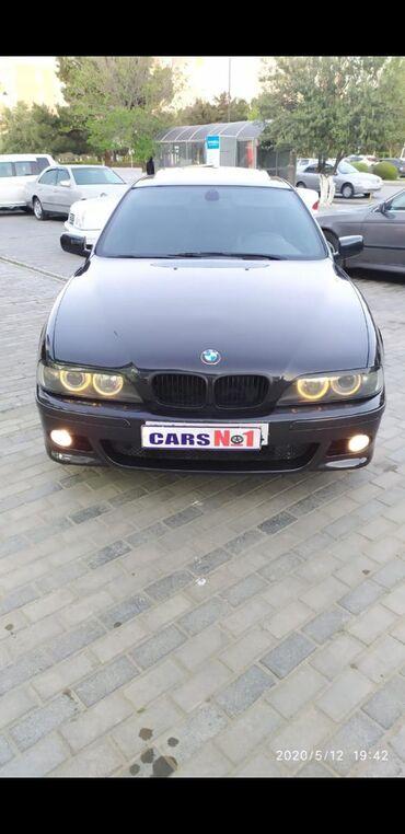 bmw-5-серия-525-mt - Azərbaycan: BMW 525 2.5 l. 2000 | 285000 km