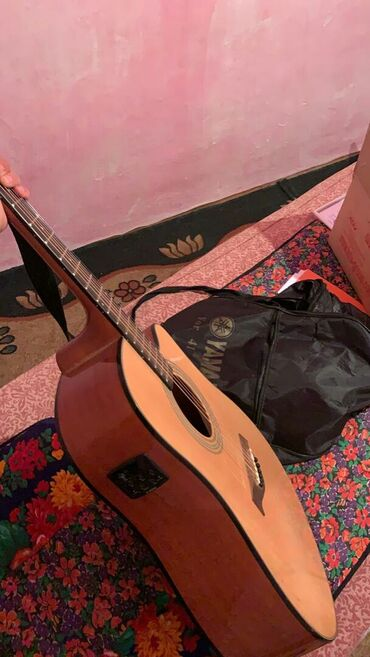 Личные вещи - Байтик: Продаю гитару