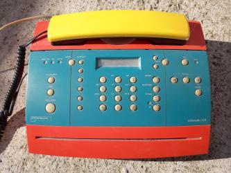 Telefon i faks - Nis