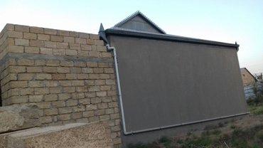 Sumqayıt şəhərində Xəzri qəsəbəsində 6 daş kürsülü 3 otaqlı həyət evi satılır. Sumqayıt