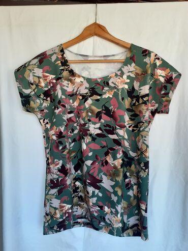 Ženska bluza nova pamuk likra L