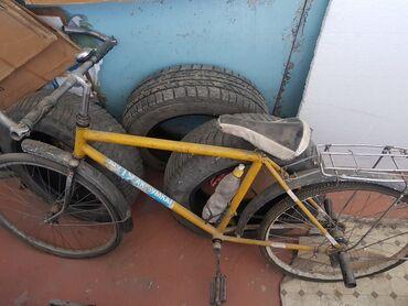 Спорт и хобби - Талас: Продаю велосипед в хорошем состоянии