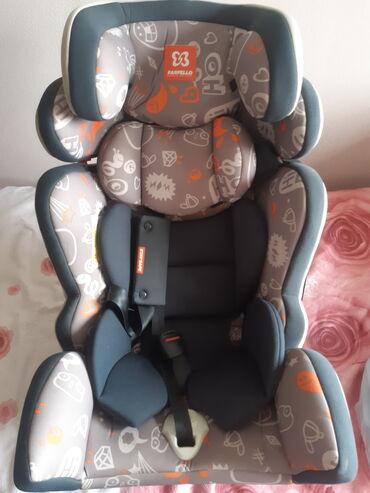 Автомобильное кресло (автокресло) Farfello для ребенка 0-7 лет