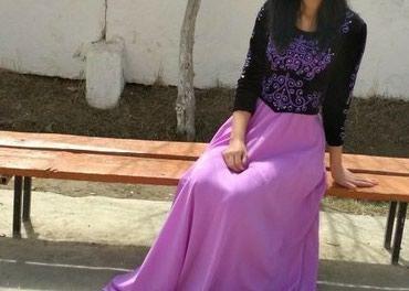 Нац платья в Нарын