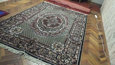 Декор для дома - Бишкек: Продаю ковёр в отличном состоянии, никаких изъянов,был на стенным