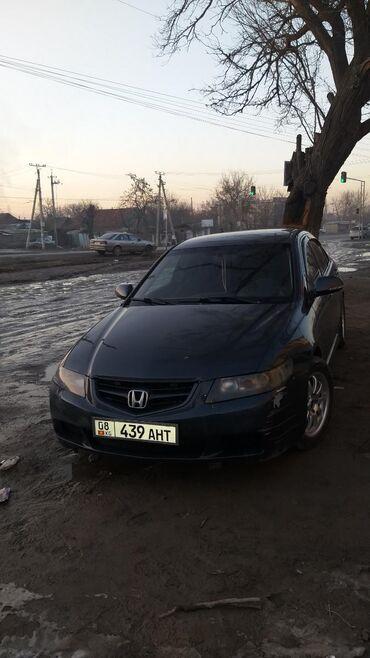 Honda Accord 2.4 л. 2005 | 236000 км