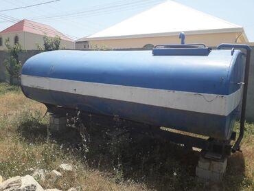 Su nəqliyyatı - Azərbaycan: 11 tonluq su ceni cen malirovunu cendi