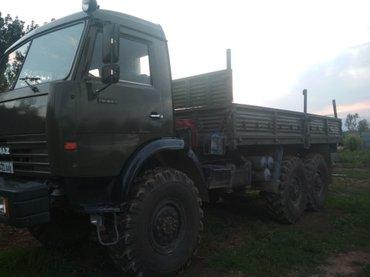 Камаз 4310 Военный в отличном состоянии в Каракол - фото 3