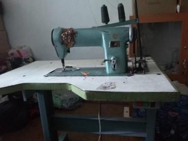 моторы для швейных машин в Кыргызстан: Промышленная советская швейная машина, мотор новый бесшумный, прочная