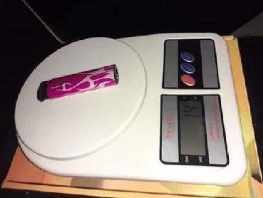 Ostalo za kuću   Kikinda: Digitalna kuhinjska vagameri od 1g do 10kgradi ma dve baterije