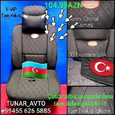 roan marita universal arabalar - Azərbaycan: Avtomobil oturacaqları üçün universal örtüklər
