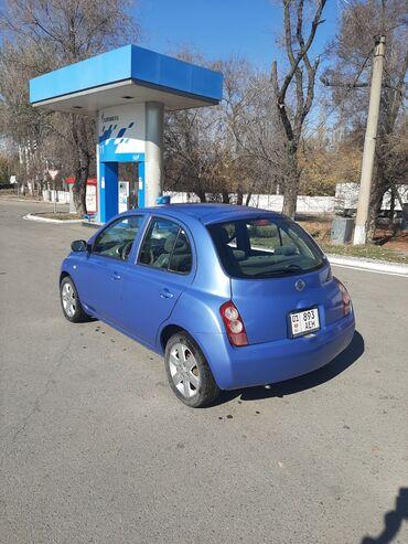 Автомобили - Ак-Джол: Nissan Micra 1.4 л. 2003   280 км