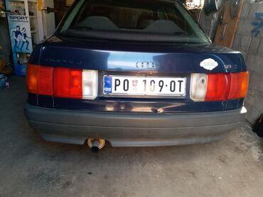Audi | Srbija: Audi A1 1.8 l. 1992 | 248 km