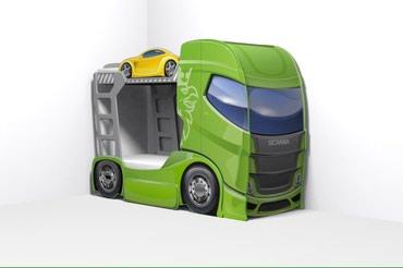 Кровать машина-грузовик СКАНИЯ 1 в Бишкек