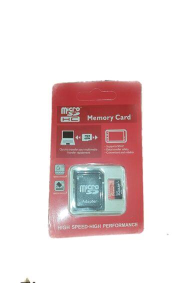 телефон флай ff246 в Азербайджан: Yaddaş kartı sd card 16gb extreme proqiymət-12azntelefon ☑️ kompyuter