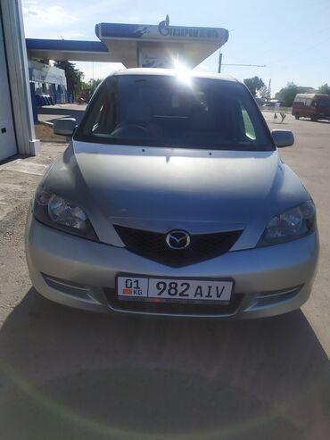 Mazda Demio 1.3 л. 2003 | 186 км