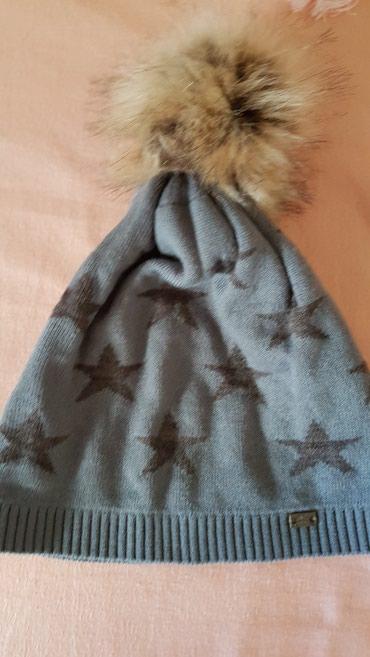 Zimska kapa, ocuvana kao nova, par puta nosena in Novi Sad