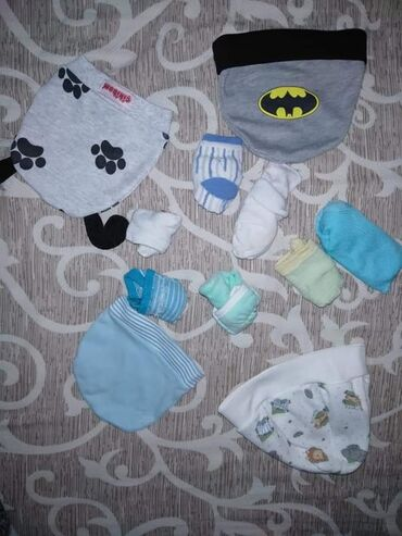 Kapice i čarapice za bebe