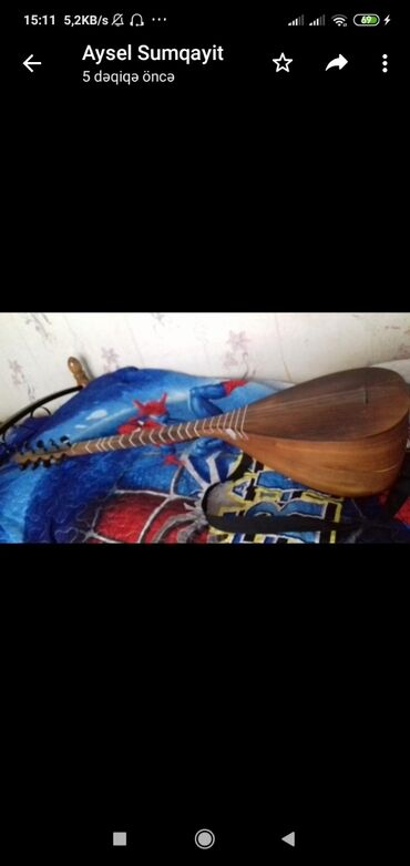 Барабаны - Азербайджан: Sumqayıtda 13 mk yerləşir.saz ela veziyyede. 190 man (Aysel Sumqayit)