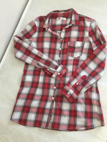 Рубашки и блузы - Кыргызстан: Женская рубашка в идеальном состоянии.Производство Турции koton