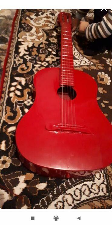 Gitara.35m.6 simli.maşın kraska.diffektsizdir.sabunçu