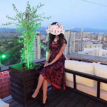 вечернее платье ручной работы в Кыргызстан: Выпускное - вечернее платье. В идеальном состоянии