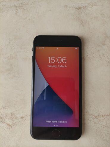 чехол iphone se в Азербайджан: Б/У iPhone SE 128 ГБ Черный