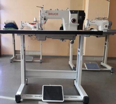 завод кирпичный в Кыргызстан: Продается швейный цех. Район медиа форум (мадина)  10 прямострочек без