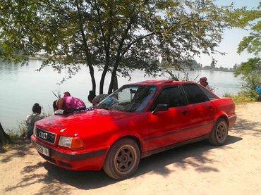 продаю Audi в4 1991гв 1.8 обьем моно прызк расход 6-7 в отличном состо в Сокулук