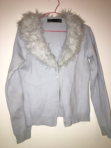 Zarina jaknica sa krznom,rastegljiva - Novi Pazar